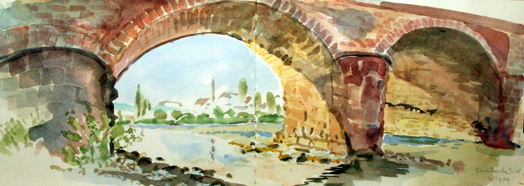 Römerbrücke in trier
